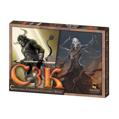 C3K 诸神之战 圣域 联动扩